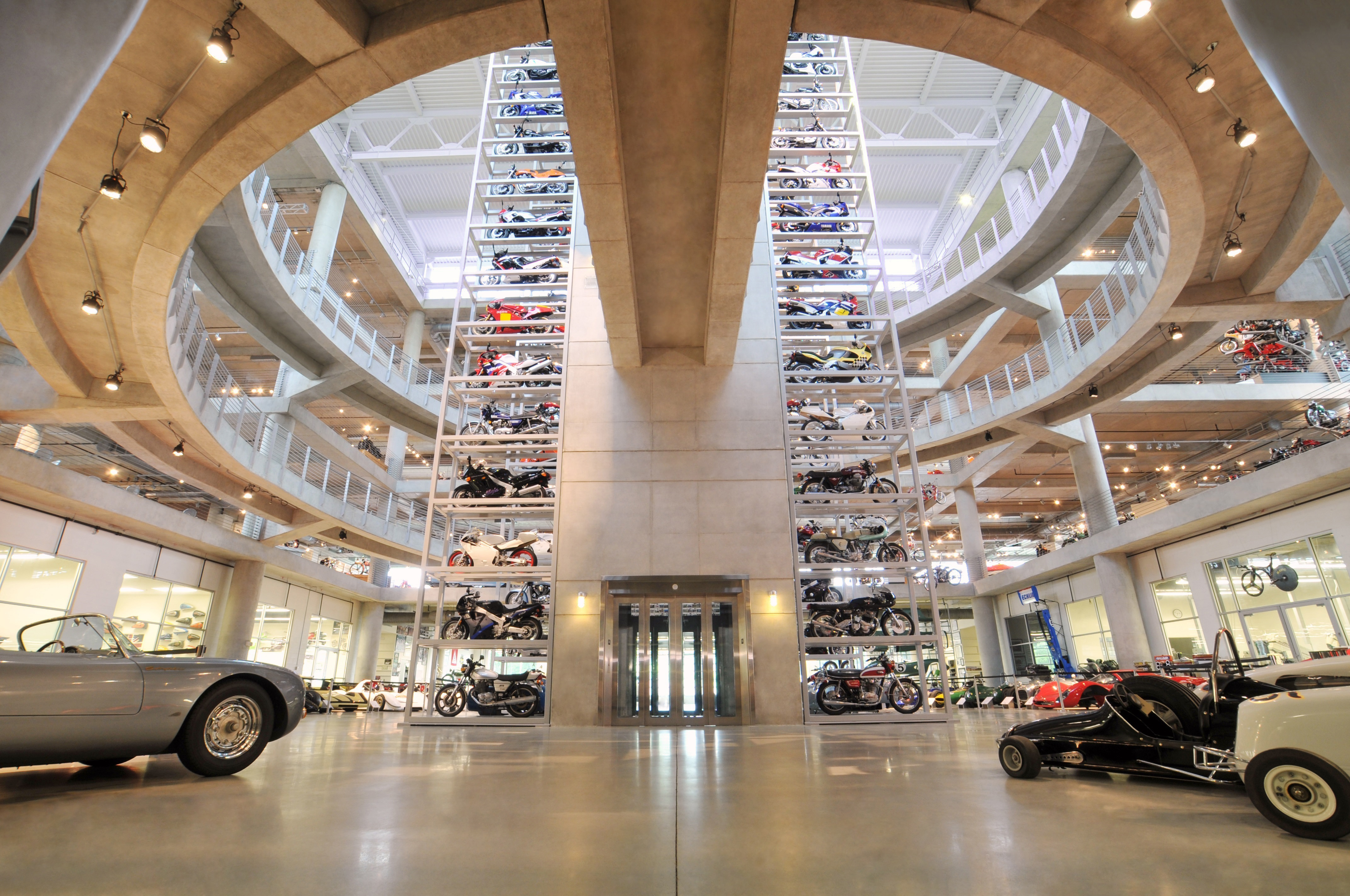 Barber Motorsports Museum | Largest Motorcycle Collection