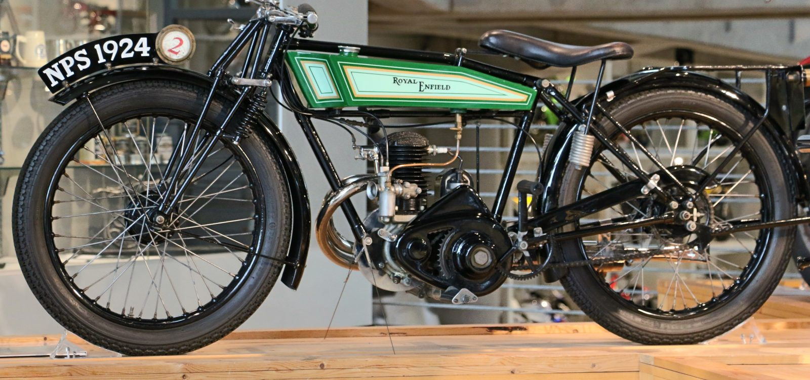 1926 Royal Enfield Model 200