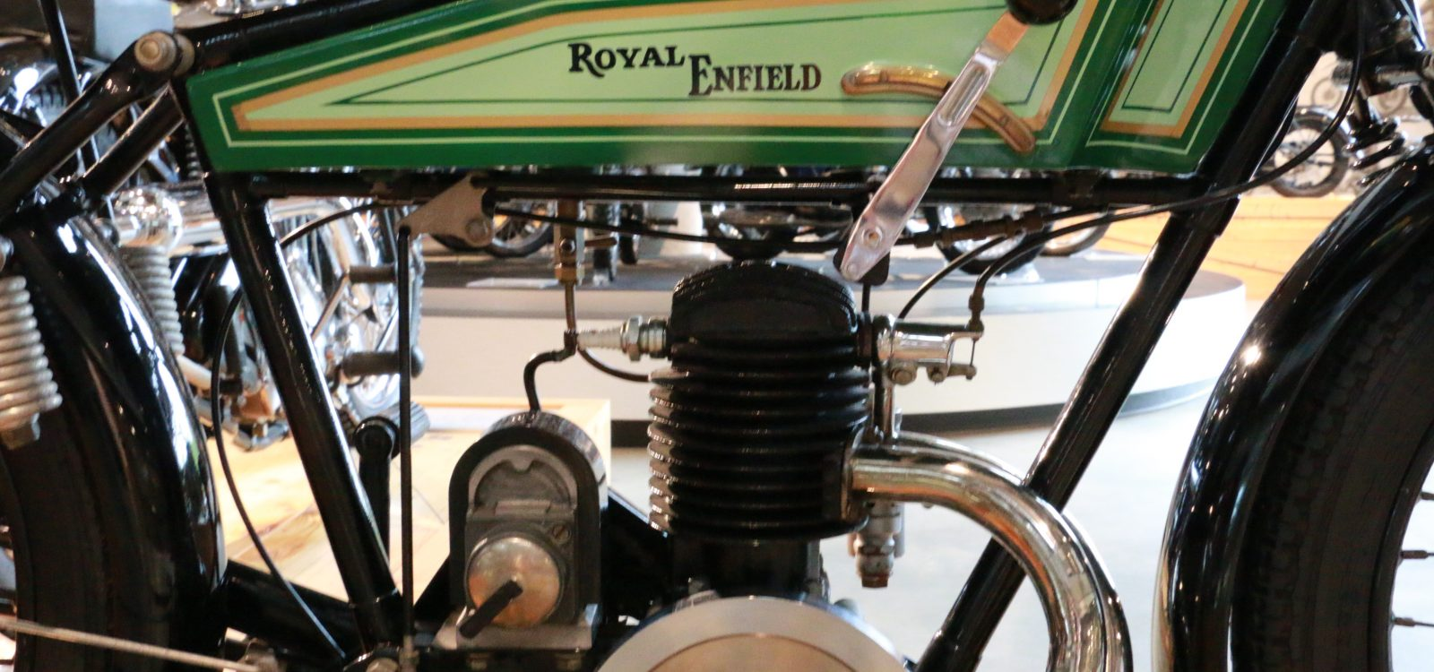 1926 Royal Enfield 200 Sport
